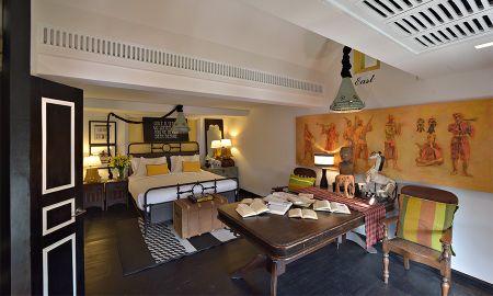 Suite Executivo - Shinta Mani Shack - Siem Reap
