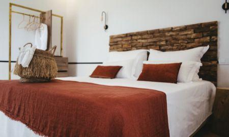 Chambre Supérieure avec Balcon - Vue Mer - Mikasa Ibiza Boutique Hotel - Îles Baléares