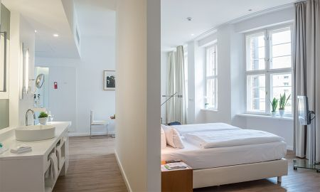 Suite Single - Ellington Hotel Berlin - Berlin