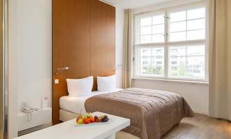 Улучшенный одноместный номер - Ellington Hotel Berlin - Berlin