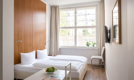 Standard Single Room - Ellington Hotel Berlin - Berlin
