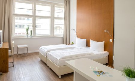 Quarto Superior - Ellington Hotel Berlin - Berlim