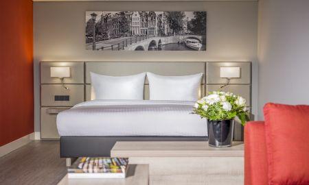 Suite Junior - Ramada Amsterdam Airport Schiphol - Amsterdã
