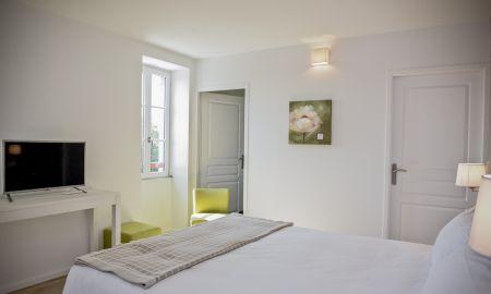 Chambre Classique Double - Hotel Harretchea - Ahetze