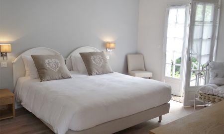 Suite Terrasse - Hotel Harretchea - Ahetze