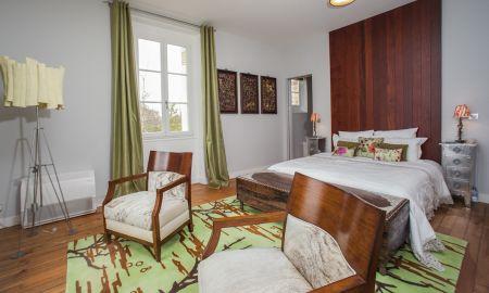 Suite - L'Eau Vive - Vista Mare - Villa La Tosca - Bordeaux