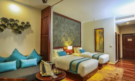 Package Privilège Landmark Twin - The Privilege Floor By LOTUS BLANC - Siem Reap