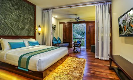 Privilège Landmark King- B&B - The Privilege Floor By LOTUS BLANC - Siem Reap