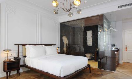 Habitación Deluxe Premium con Balcón - Georges Hotel Galata - Estambul