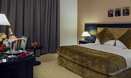 Standard Doppelzimmer - Hotel Rawabi Marrakech - Marrakesch