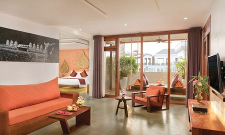 Suite Residência - Golden Temple Residence - Siem Reap