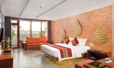 Luxury King Suite - Golden Temple Residence - Siem Reap