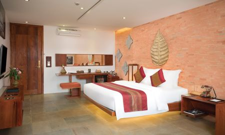 Deluxe Suite - Breakfast Only - Golden Temple Residence - Siem Reap