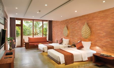 Suite Luxury Twin - Golden Temple Residence - Siem Reap