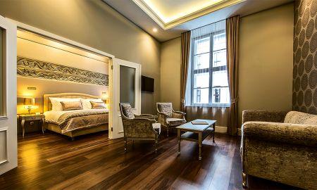 Prestige Double Suite - Prestige Hotel Budapest - Budapest