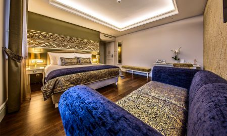 Deluxe Double or Twin Room - Prestige Hotel Budapest - Budapest