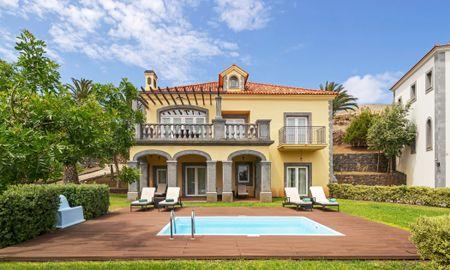Drei Schlafzimmern Suite mit Privatem Pool - Quinta Do Lorde Resort, Hotel & Marina - Madeira