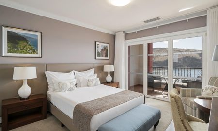 Suite Superior Meerblick mit Balkon - Quinta Do Lorde Resort, Hotel & Marina - Madeira