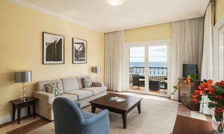 Master Suite Sea View with Terrace - Quinta Do Lorde Resort, Hotel & Marina - Madeira