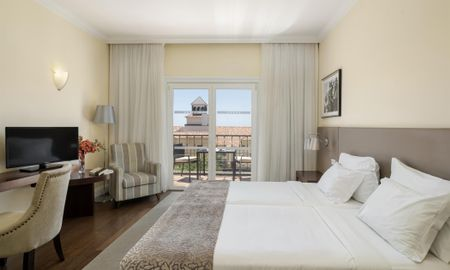 Klassik Zimmer mit Balkon - Quinta Do Lorde Resort, Hotel & Marina - Madeira