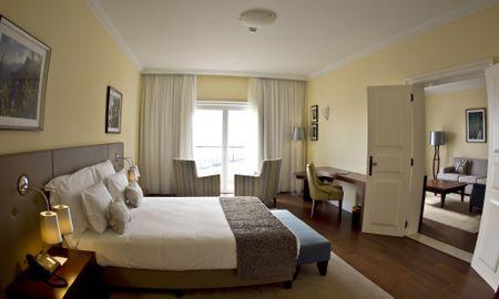 Suite mit Balkon (Dbl + Sofa Bed) - Quinta Do Lorde Resort, Hotel & Marina - Madeira
