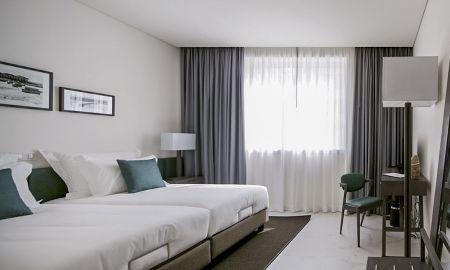 Chambre Double Vue Ville - Furadouro Boutique Hotel Beach & SPA - Aveiro