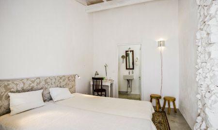 Twin Room - Companhia Das Culturas - Algarve