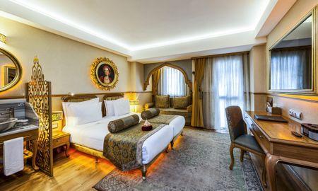 Habitación Deluxe Twin - Hotel Sultania - Estambul