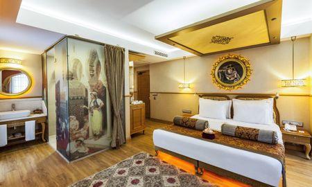 Habitación Doble Deluxe - Hotel Sultania - Estambul