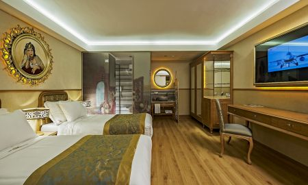 Chambre Deluxe Twin - Hotel Sultania - Istanbul