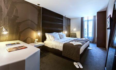 Quarto Deluxe Carmo - Lisboa Carmo Hotel - Lisboa