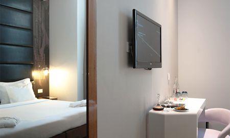 Quarto Conforto Carmo - Lisboa Carmo Hotel - Lisboa