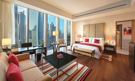 Chambre King Premier - The Oberoi Dubai - Dubai
