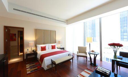Deluxe King Room - City View - The Oberoi Dubai - Dubai