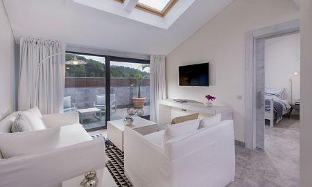 Suite Ático con terraza - D-Resort Göcek - Fethiye