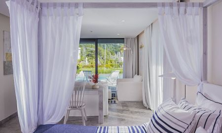 Suite Junior Poolside - D-Resort Göcek - Fethiye
