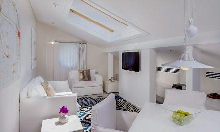 Attic Suite No Balcony - D-Resort Göcek - Fethiye