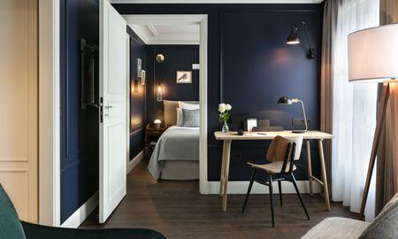 Quarto Deluxe - Hotel Royal Madeleine - Paris