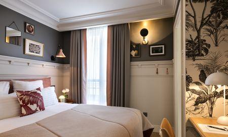 Quarto Clássico - Hotel Royal Madeleine - Paris