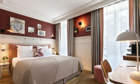 Superior Zimmer - Hotel Royal Madeleine - Paris