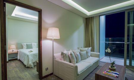 Hébergement 2 Chambres Highlight Exécutif - Hotel À La Carte - Da Nang