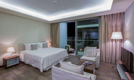 Hébergement Light Plus avec Balcon - Vue sur Océan - Hotel À La Carte - Da Nang