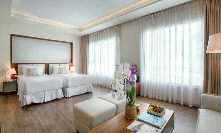 Studio Light Chambre Twin - Hotel À La Carte - Da Nang