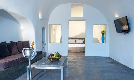 Suite Élégante - Andronis Boutique Hotel - Santorini
