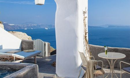 Chambre Double - Andronis Boutique Hotel - Santorini