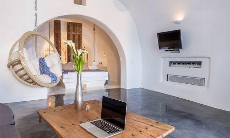 Suite Prestige avec Piscine à Débordement - Andronis Boutique Hotel - Santorini