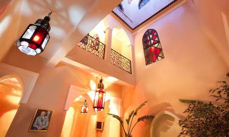 Стандартный двухместный номер или номер с двумя кроватями - Riad Le Rubis - Marrakech