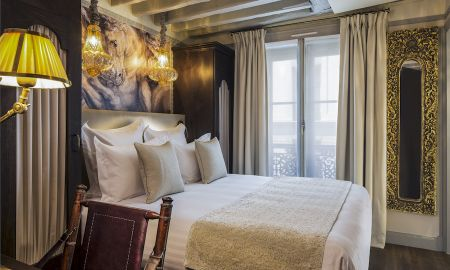 Standard Double Room - Hotel Da Vinci - Paris
