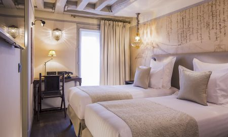Superior Double Room - Hotel Da Vinci - Paris
