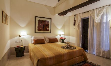 Chambre Double Deluxe - Palais Khum - Marrakech
